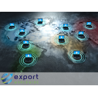 Mercado on-line global B2B da ExportWorldwide