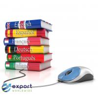Serviços profissionais de tradução e revisão da ExportWorldwide