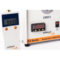 calibrador de poços secos pelo instrumento Eurolec