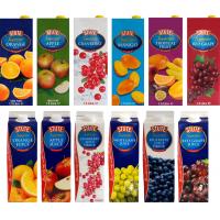 Fabricante britânico de suco de frutas