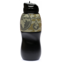 backpacking water filter bottle
