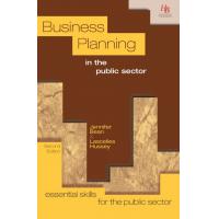 Livro de planejamento de negócios do setor público