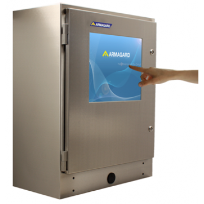 Прочный сенсорный экран SENC-750 от Armagard