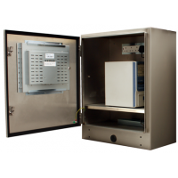 Прочный сенсорный экран SENC-750 открыт