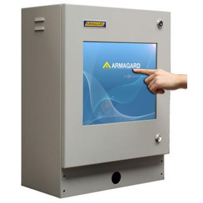 компактный корпус с сенсорным экраном основное изображение