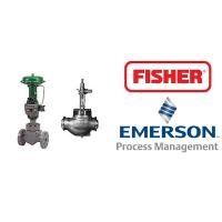 Поставщик Emerson Fisher Control в Великобритании - клапаны Fisher, регулятор Fisher