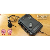 Enkel inspelningsapparat för ljudhinder för bostadsofficer.