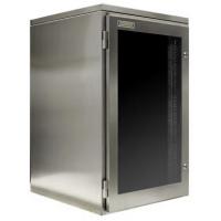 Vattentät rackmonterad skåp för skydd server