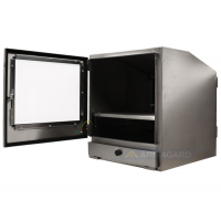 Stainless Steel PC-kapsling