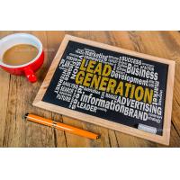 Internationell online lead generation