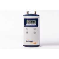 Eurolec bärbar digital manometer