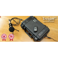 Konut görevlileri için kolay gürültü sıkıntı kayıt cihazı.