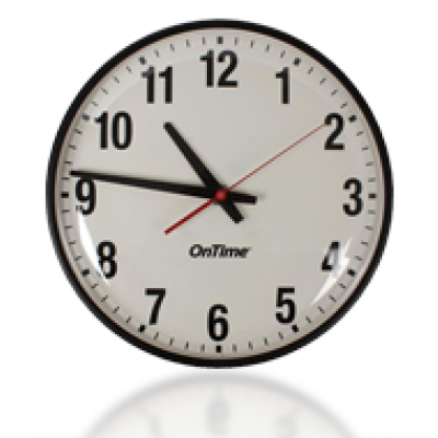 Galleon Systems tarafından PoE analog saatler