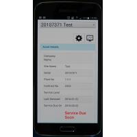 IOT Yazılım ekran görüntüsü
