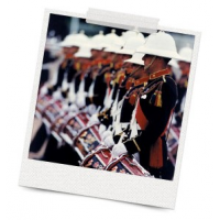 Military band equipment